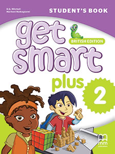 Get Smart Plus 2 - Leading to A1 Bookcover