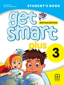 Get Smart Plus 3 - A1.1 Bookcover