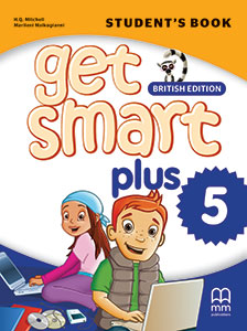 Get Smart Plus 5 Book Cover
