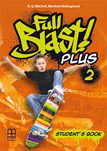 Full Blast Plus 2 Book Cover