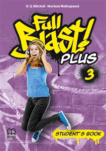 Full Blast Plus 3 Book Cover
