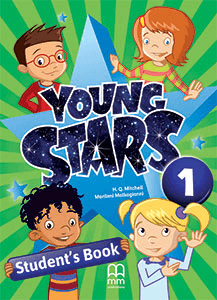 Young Stars 1 Book Cover