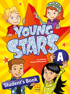Young Stars A - Junior A Bookcover