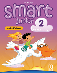 Smart Junior 2 Book Cover